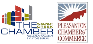Member Walnut Creek and Pleasanton Chamber of Commerce